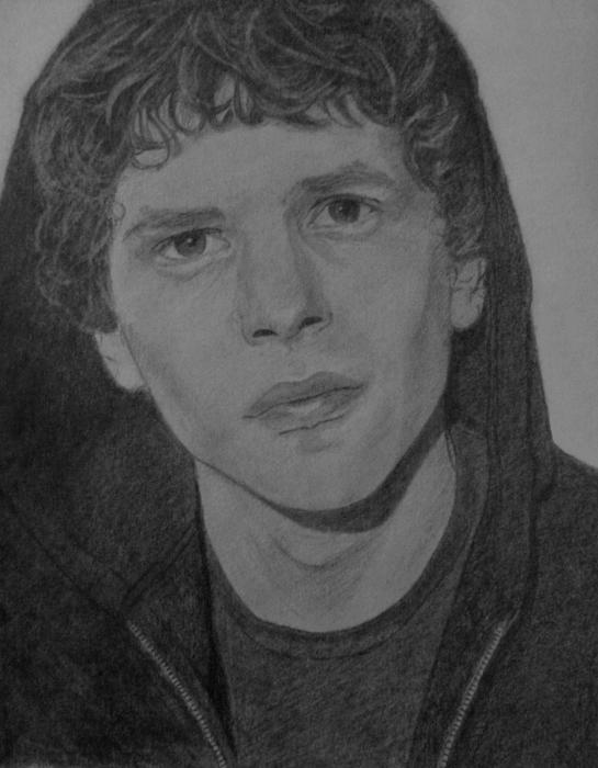 Jesse Eisenberg by Daedalus
